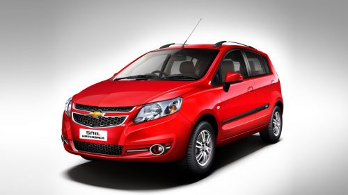 Chevrolet Sail Hatchback 1.3 LS ABS