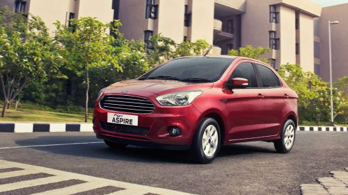 Ford Figo Aspire Titanium 1.5 Ti-VCT AT