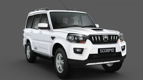 Mahindra Scorpio S10 4WD AT