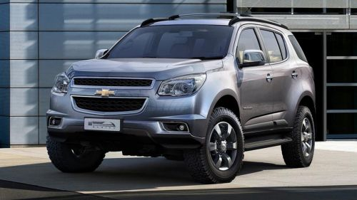 Buy New Car In Chandigarh Chevrolet Trailblazer