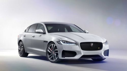 Jaguar New XF